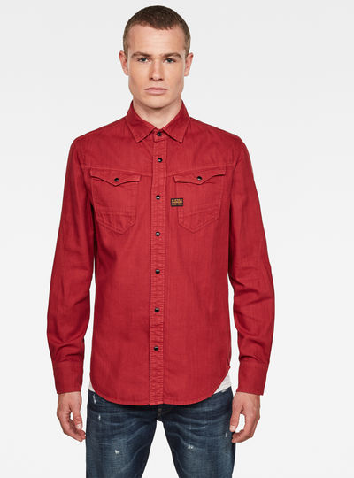 Arc  Slim Shirt