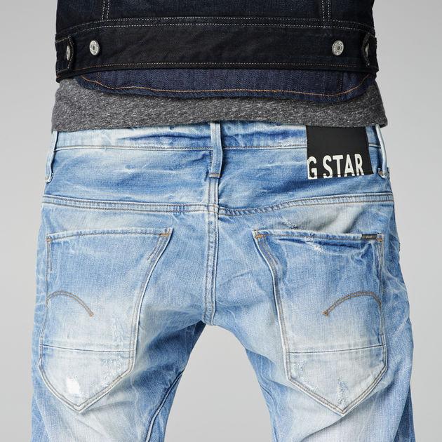 arc 3d slim jeans lt aged g star sale men g star raw. Black Bedroom Furniture Sets. Home Design Ideas