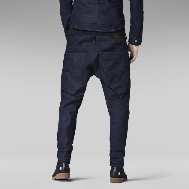 a crotch tapered jeans 3d raw g star sale men g star. Black Bedroom Furniture Sets. Home Design Ideas