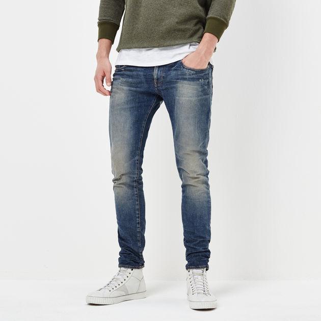 revend super slim jeans dk aged g star sale men g. Black Bedroom Furniture Sets. Home Design Ideas