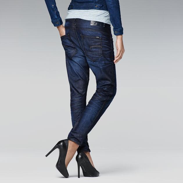 arc 3d tapered jeans dk aged g star sale women g. Black Bedroom Furniture Sets. Home Design Ideas