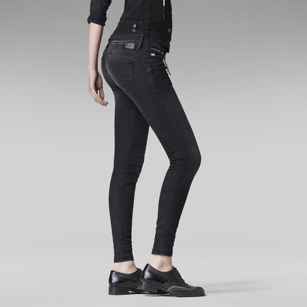 G-Star Womens Midge Sculpted Skinny Jeans G-Star
