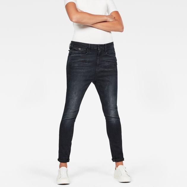 G-Star Womens Davin 3D Boyfriend Jeans G-Star