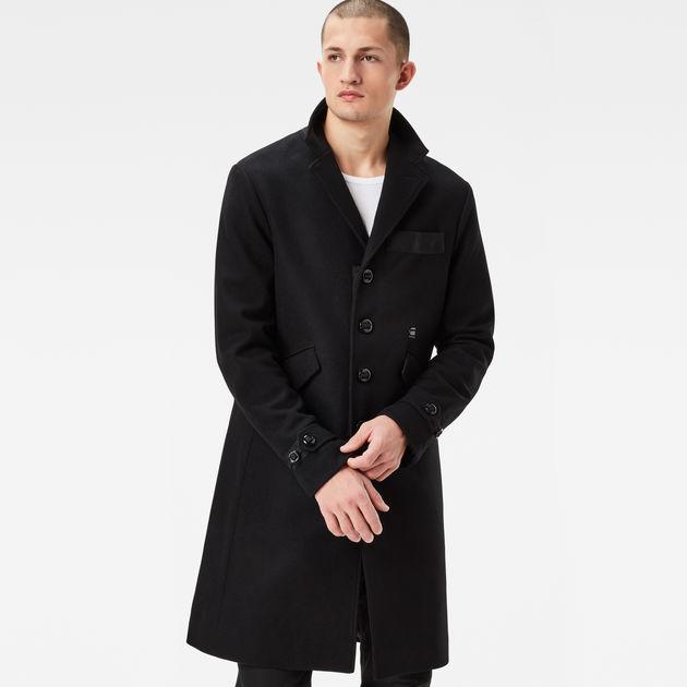 Midnight Frock Coat | black | Men | G-Star RAW®