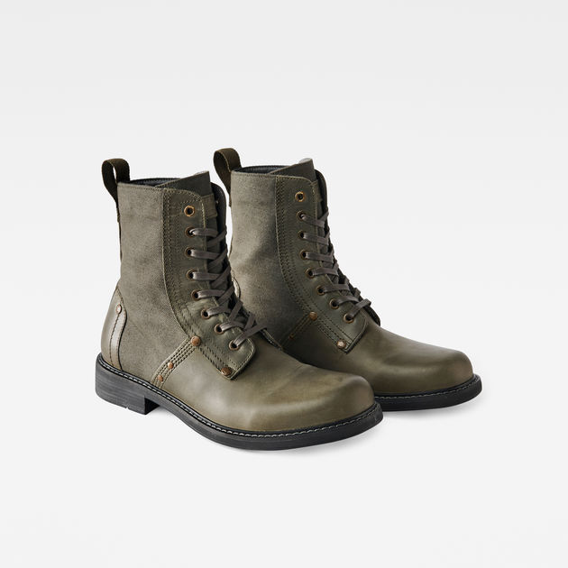 Shoes Boots G star Boots with Buckle AHG6700910