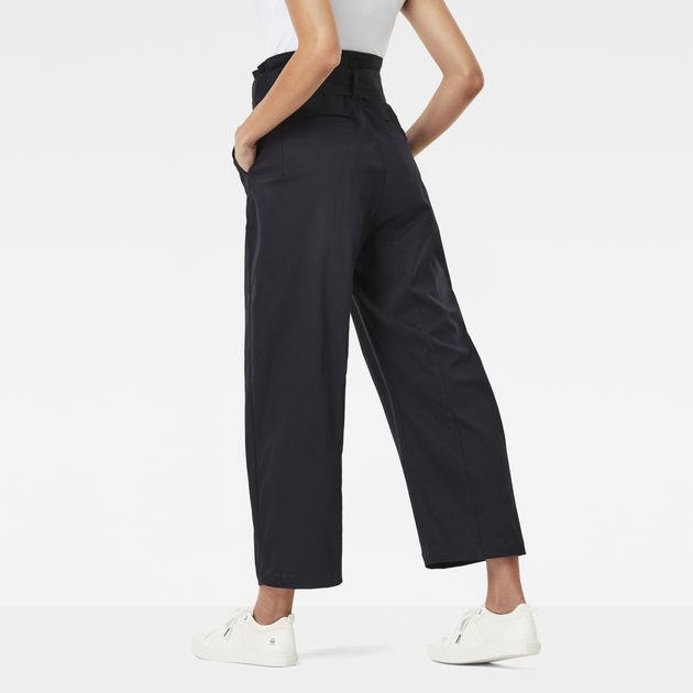 Bronson Xl Paperbag Waist Pants G-Star
