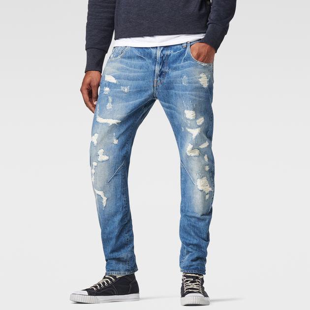 1a86a8ac1d0 Arc 3D Slim Jeans