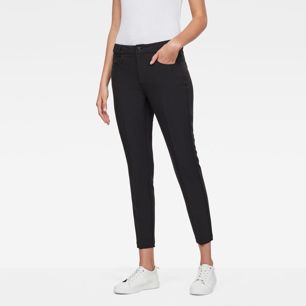 D-Staq Mid-Waist Skinny Ankle Chino  0bcd5ca09e3e1