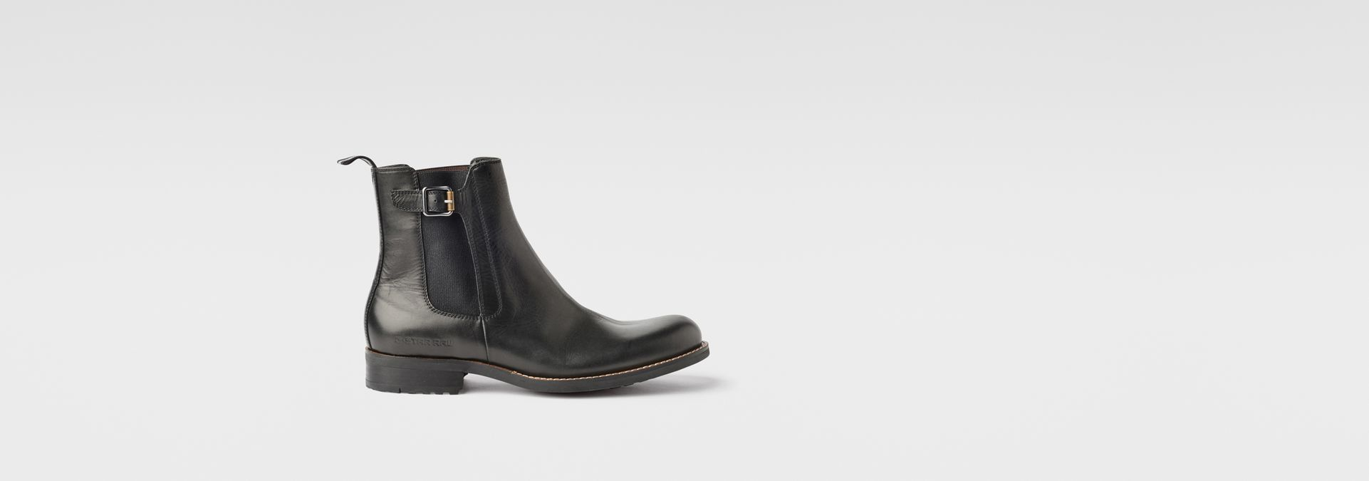 892ad0a47cc17 Manor Cavalry Ankle   Black   G-Star Soldes Hommes   G-Star RAW®