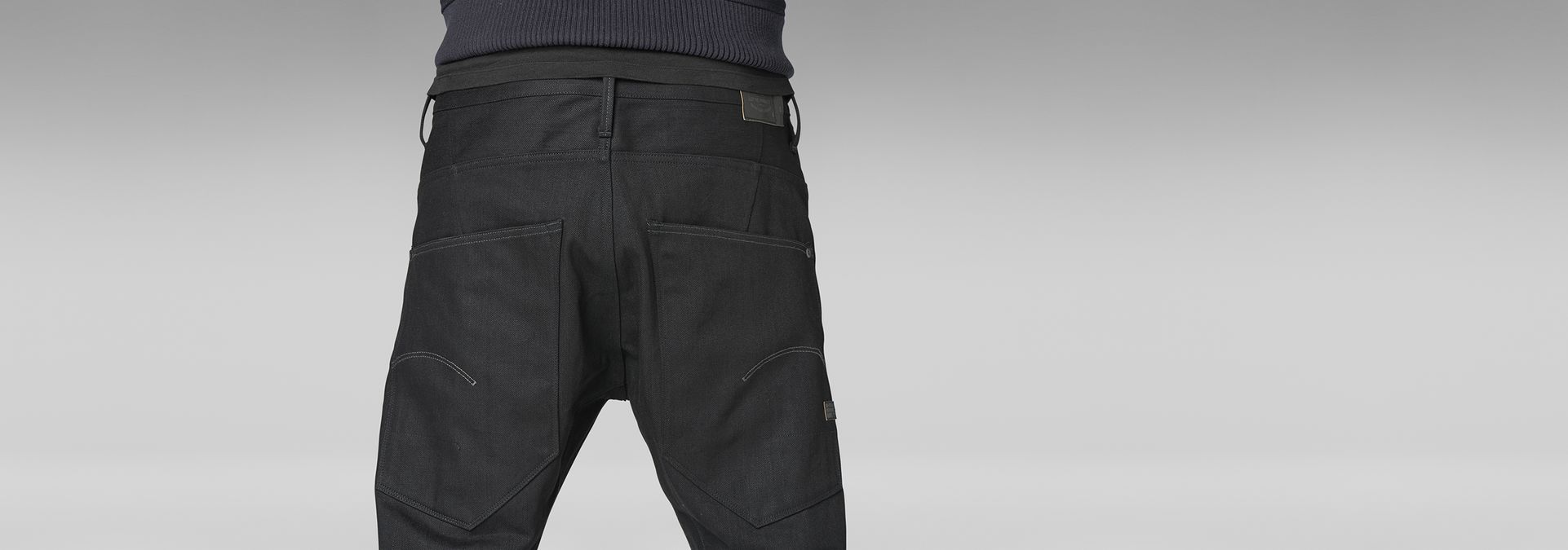 ... G-Star RAW® Type C 3D Loose Tapered Jeans Dark blue