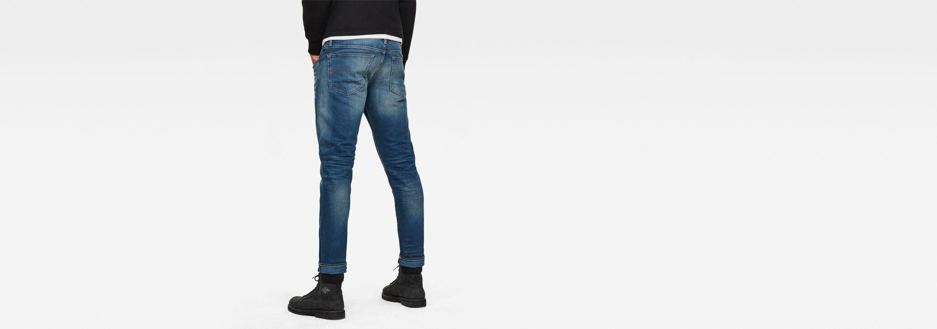 3301 slim jeans medium aged men sale g star raw. Black Bedroom Furniture Sets. Home Design Ideas