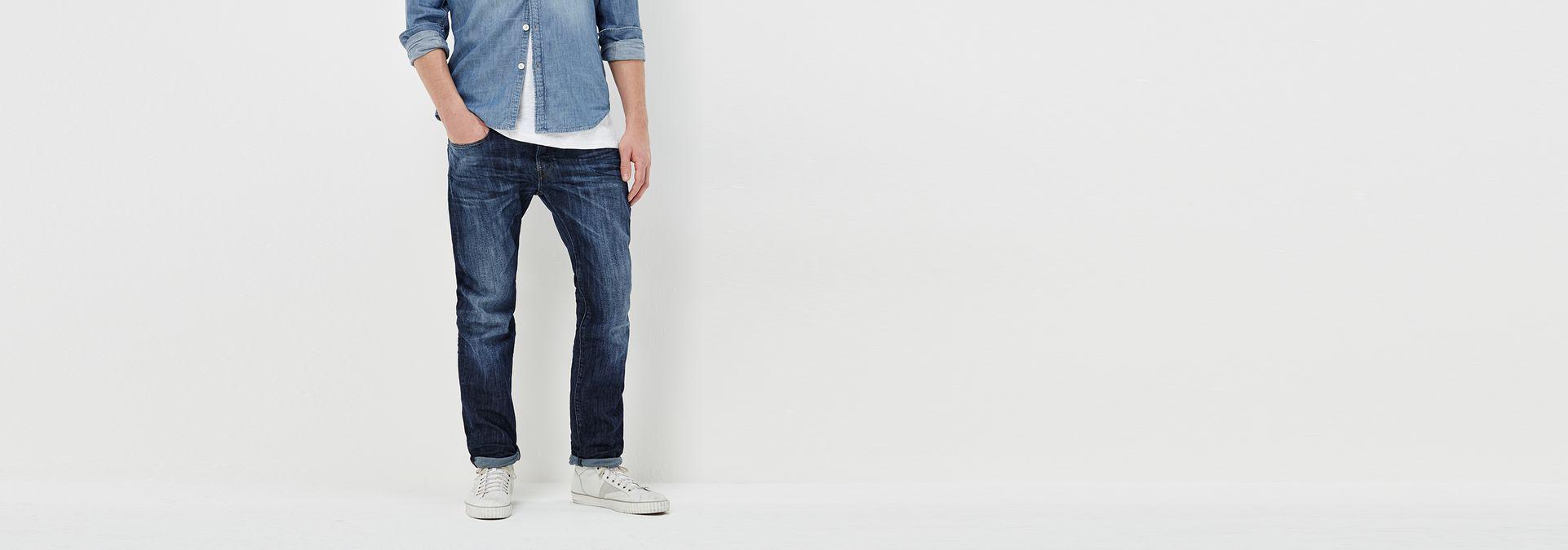 attacc straight jeans dk aged men sale g star raw. Black Bedroom Furniture Sets. Home Design Ideas