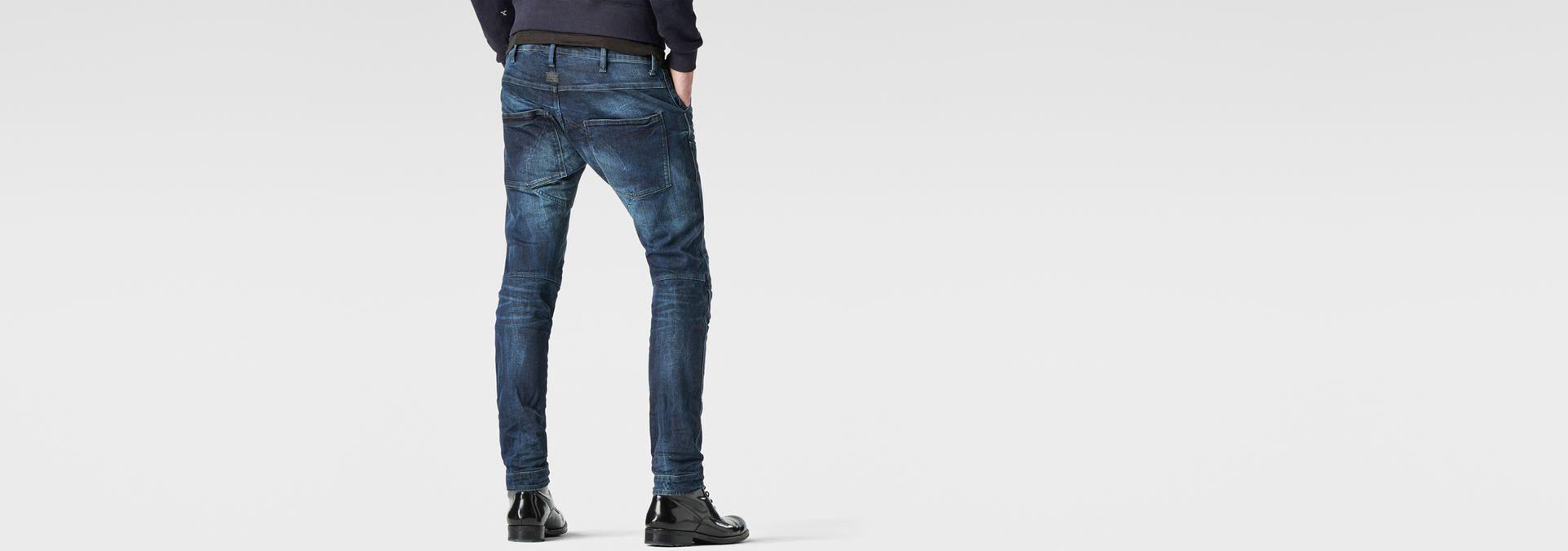 5620 g star elwood 3d super slim jeans dk aged g star raw. Black Bedroom Furniture Sets. Home Design Ideas