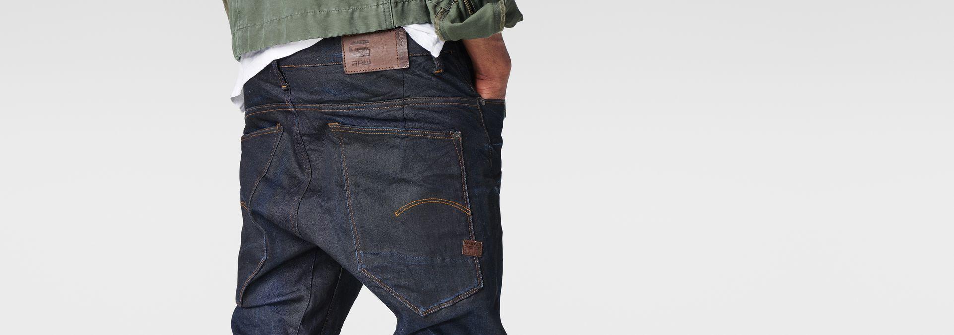 ... G-Star RAW® Type C 3D Skinny Jeans Dark blue