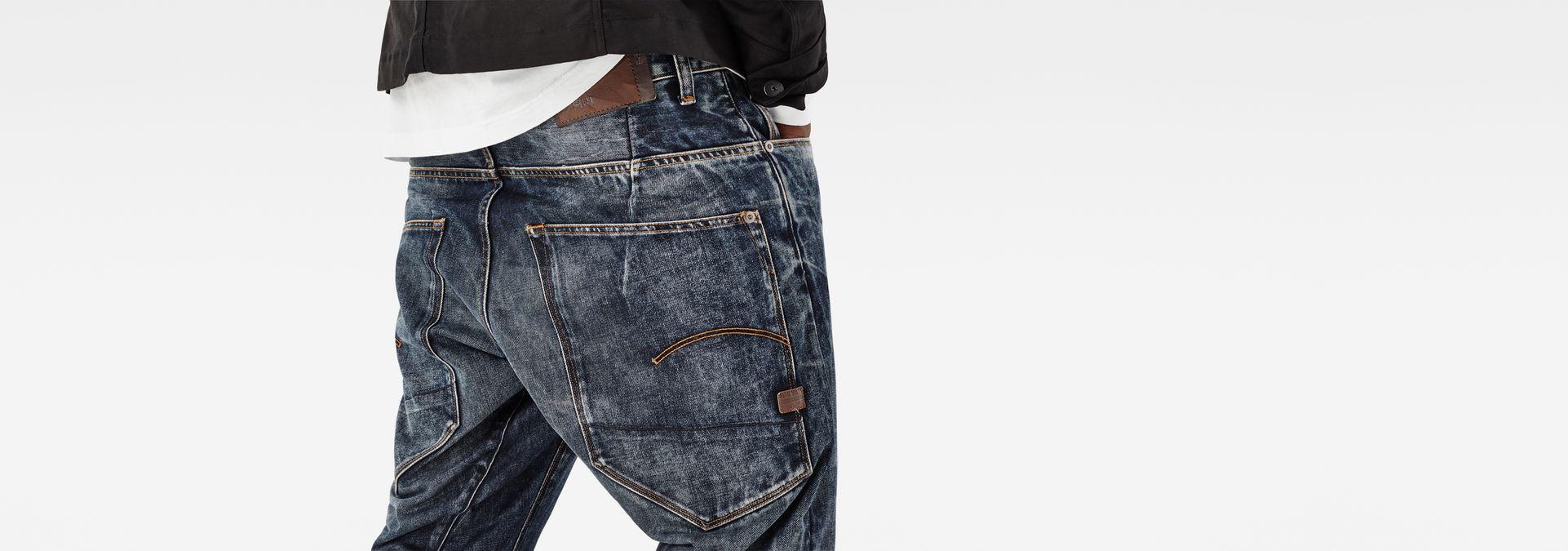 type c 3d tapered jeans dk aged men sale g star raw. Black Bedroom Furniture Sets. Home Design Ideas