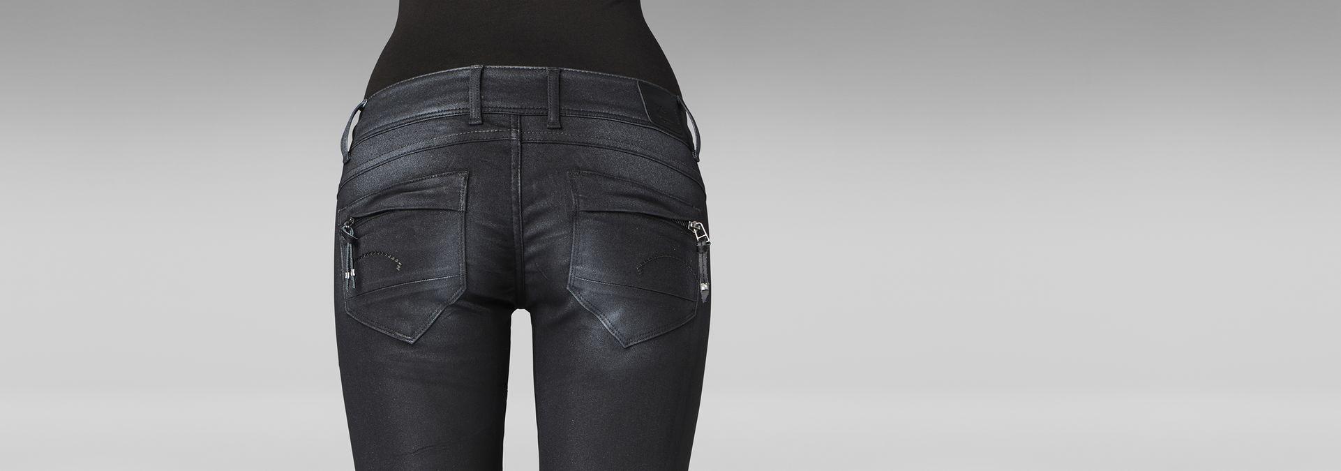 midge cody skinny jeans cobler smash g star raw. Black Bedroom Furniture Sets. Home Design Ideas