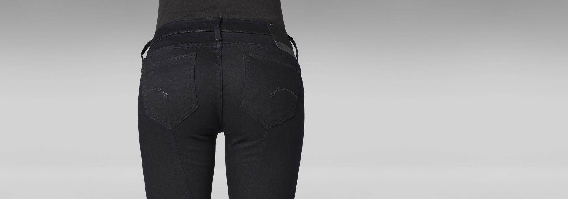 midge sculpted skinny jeans raw denim g star raw. Black Bedroom Furniture Sets. Home Design Ideas