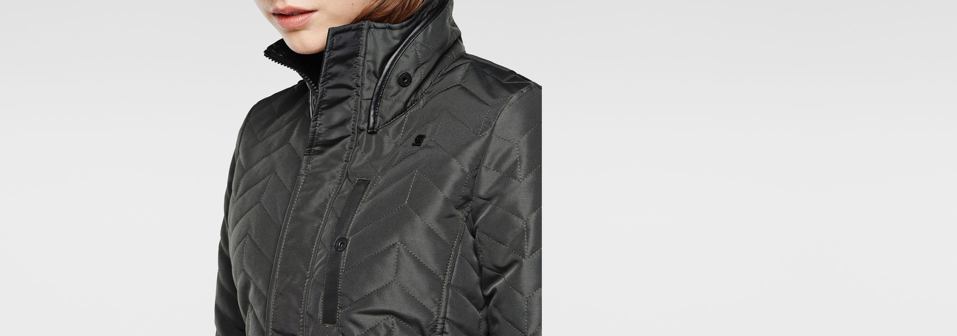 G-Star RAW Keaton Quilted Jacket Womens Jackets