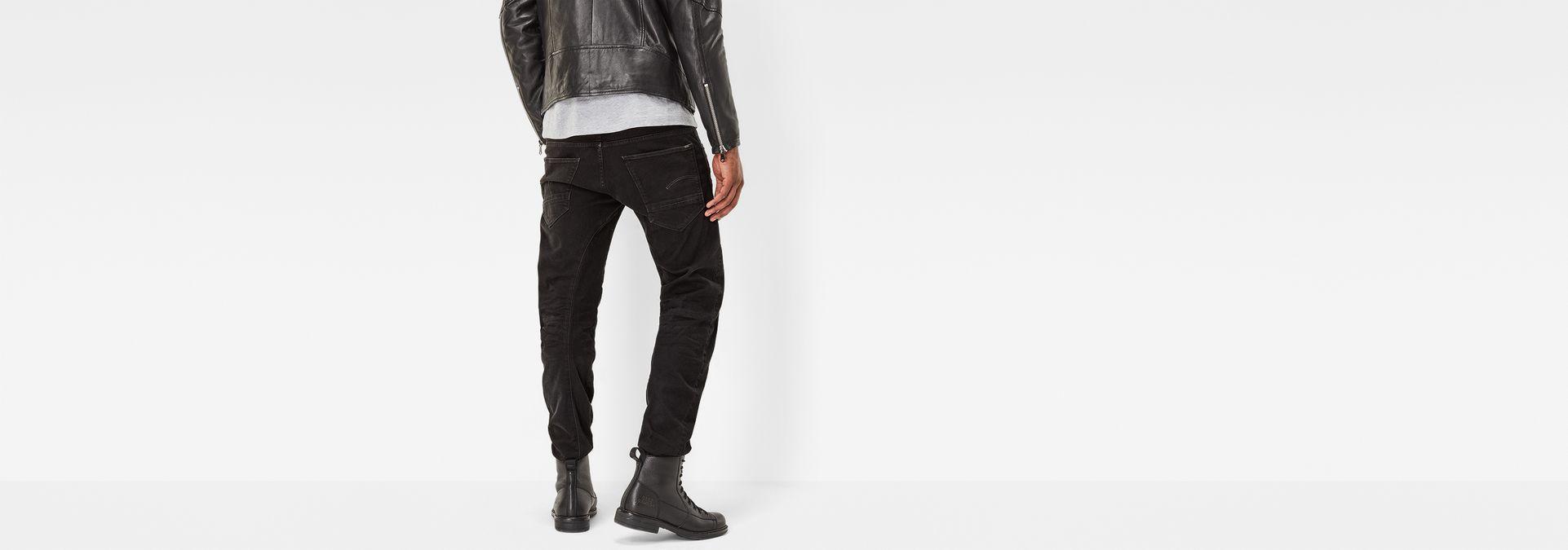 Arc 3D Slim Color Jeans | black | Men Sale | G-Star RAW®