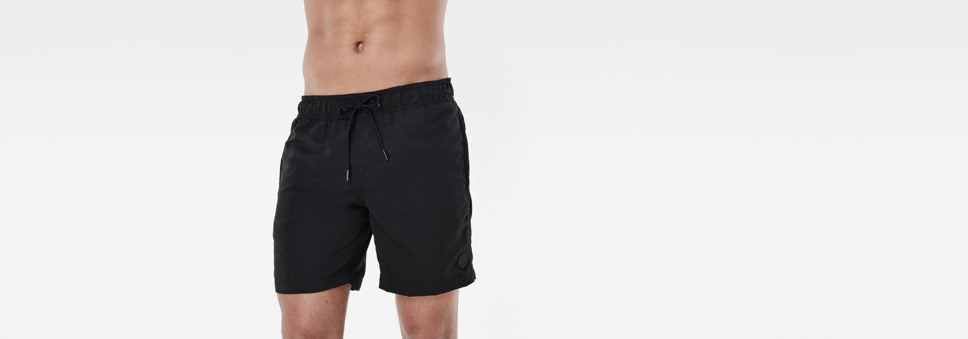 dirik art swimshorts black men sale g star raw. Black Bedroom Furniture Sets. Home Design Ideas