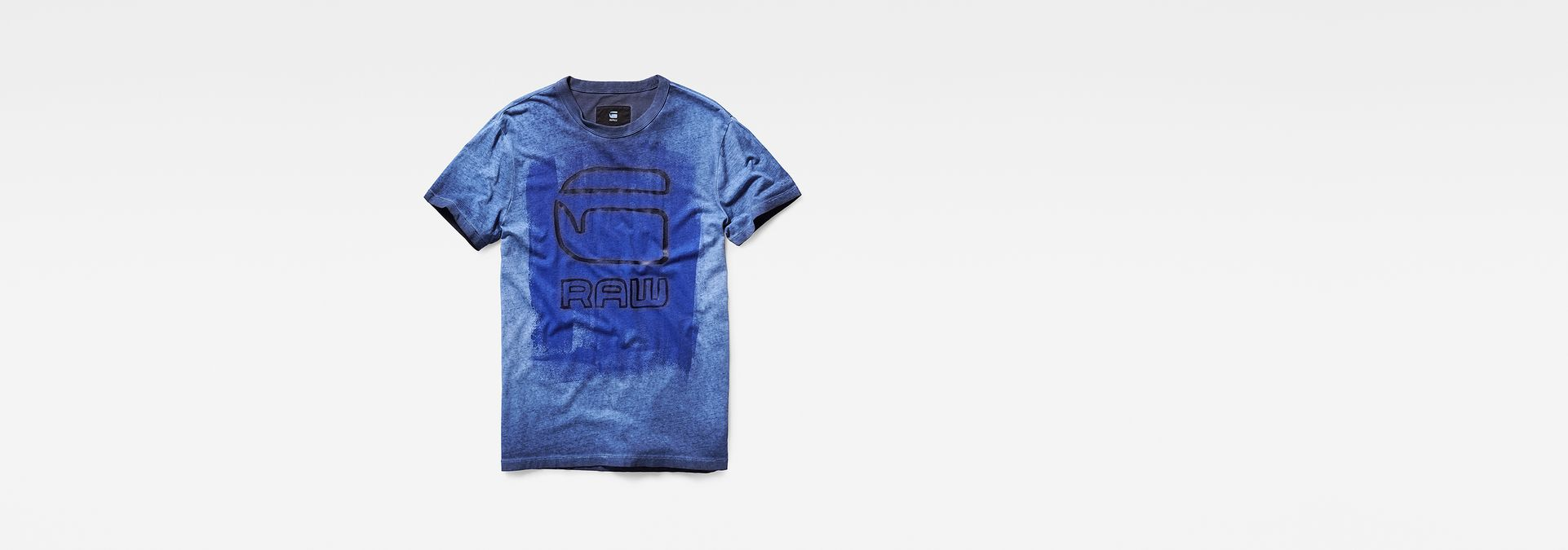 xartic t shirt sartho blue men sale g star raw. Black Bedroom Furniture Sets. Home Design Ideas