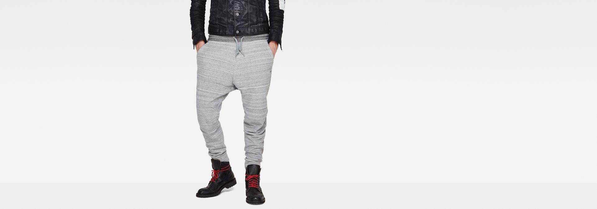 G-Star RAW® Scorc 5620 Sweatpants Gris model front ... 5d268f698f21