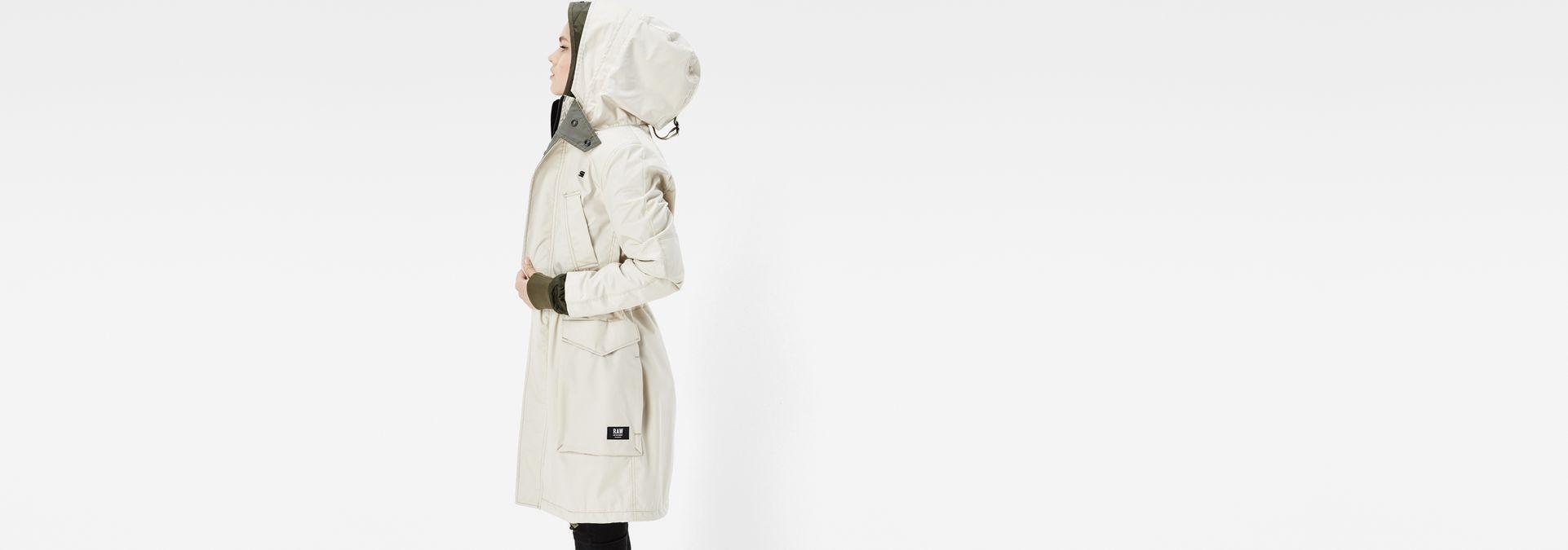 expedic parka whitebait whitebait women sale g star raw. Black Bedroom Furniture Sets. Home Design Ideas