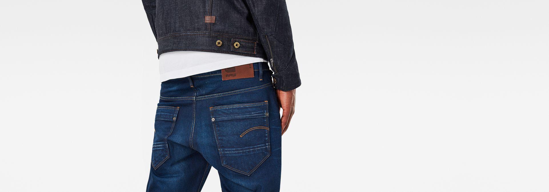 hedrove tapered jeans medium aged men sale g star raw. Black Bedroom Furniture Sets. Home Design Ideas