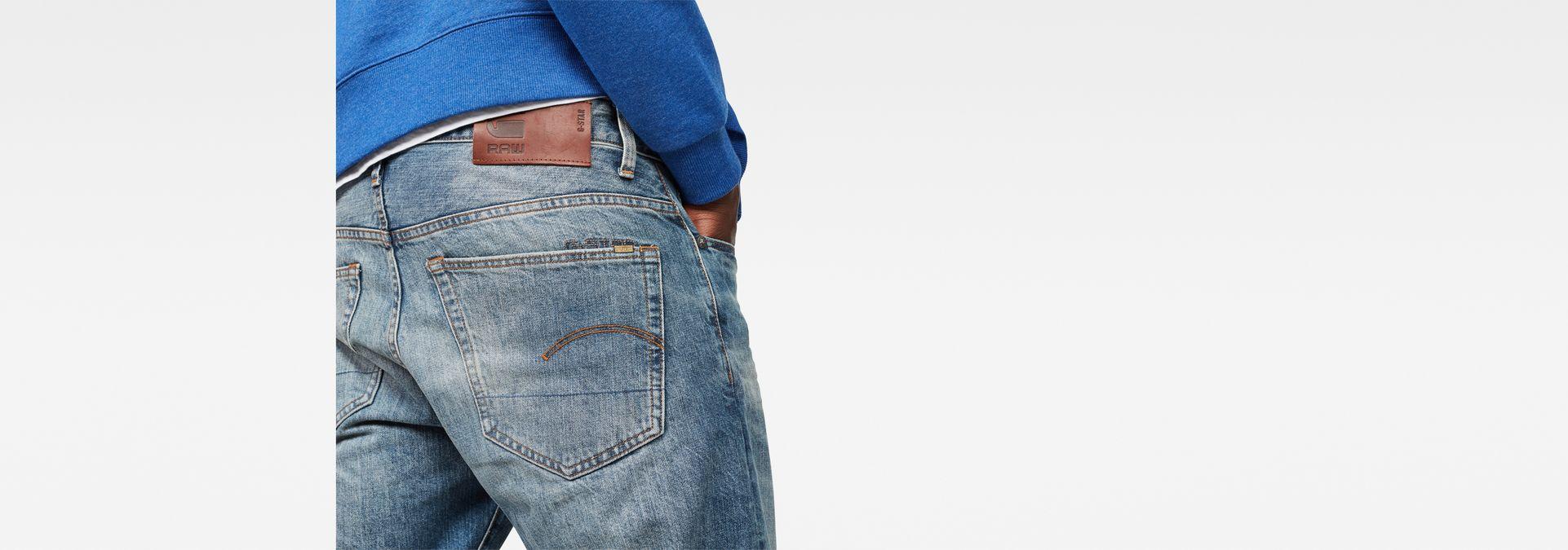 3301 tapered jeans medium aged men sale g star raw. Black Bedroom Furniture Sets. Home Design Ideas