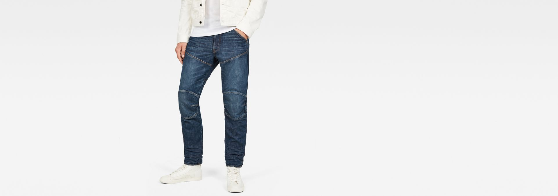 Rovulc Laver Les Jeans Mi G-star