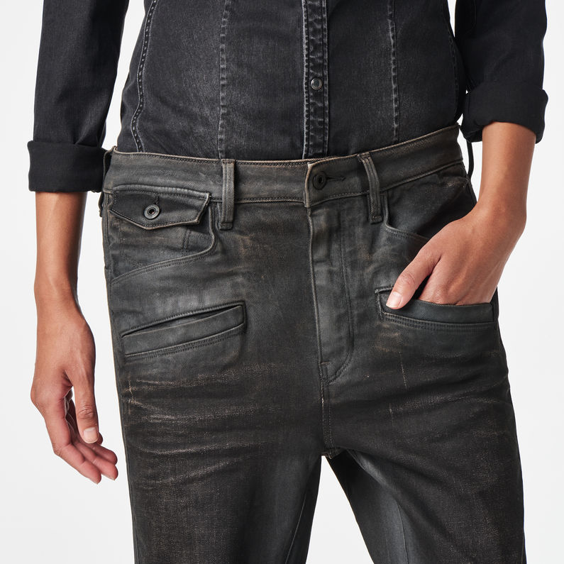 davin 3d low waist boyfriend jeans dk aged cobler g. Black Bedroom Furniture Sets. Home Design Ideas