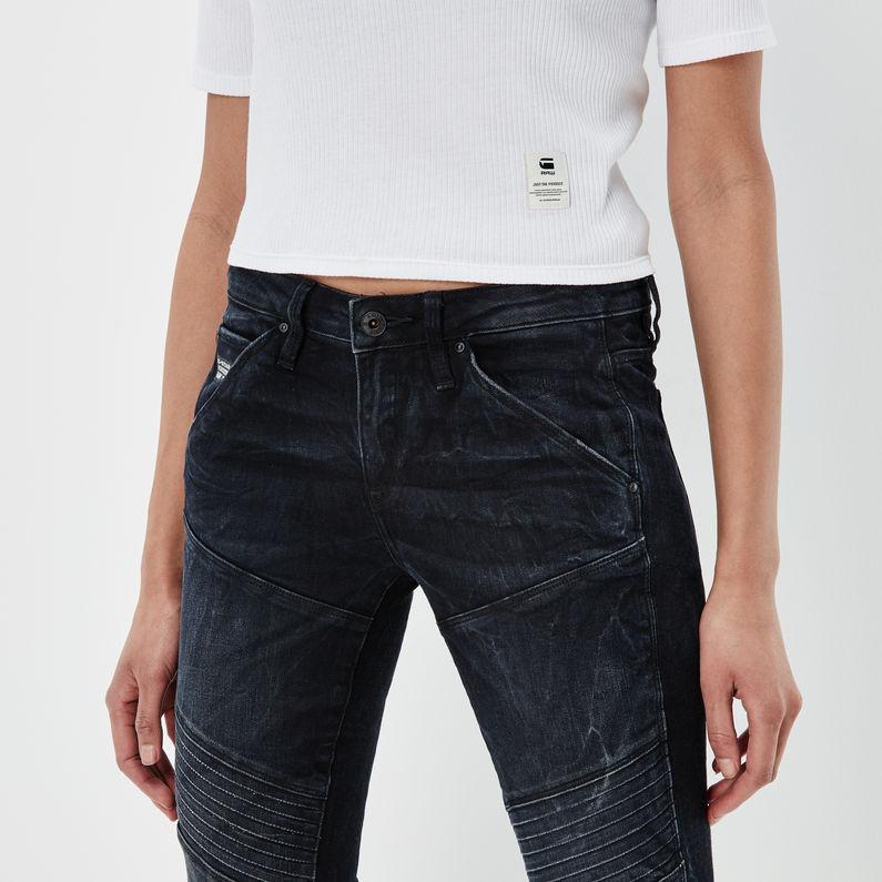 5620 Custom Mid Skinny Jeans   Dk Aged   Women   G-Star RAW®