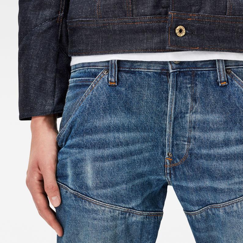 5620 g star elwood 3d tapered jeans medium aged g star. Black Bedroom Furniture Sets. Home Design Ideas
