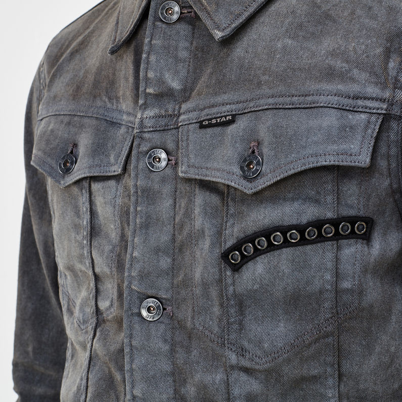 g star raw jacket size guide