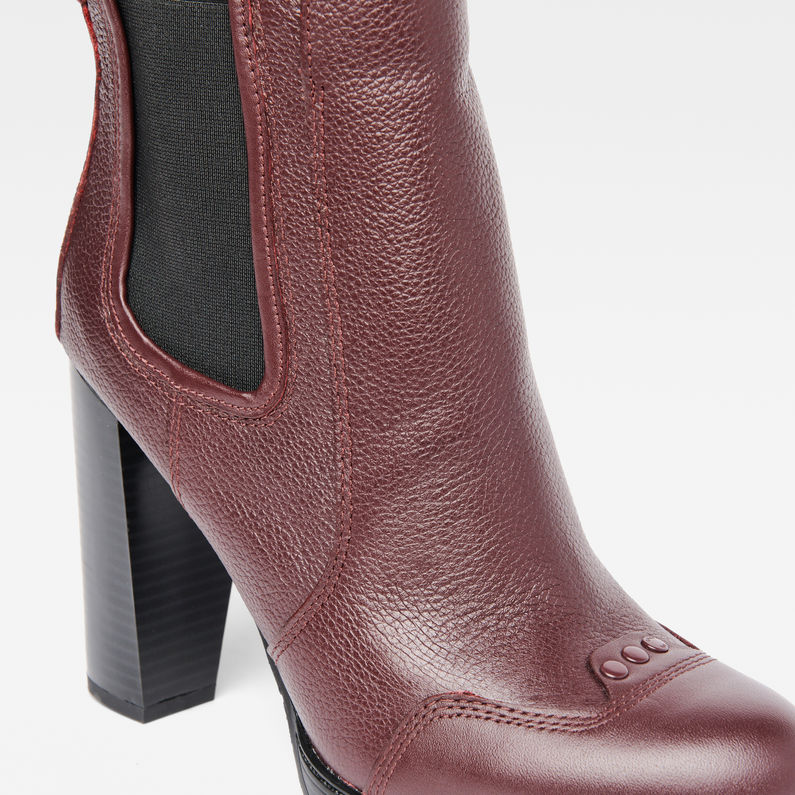 1ade3eb74bdcc Shona Chelsea Boots   Russet   G-Star Sale Women   G-Star RAW®