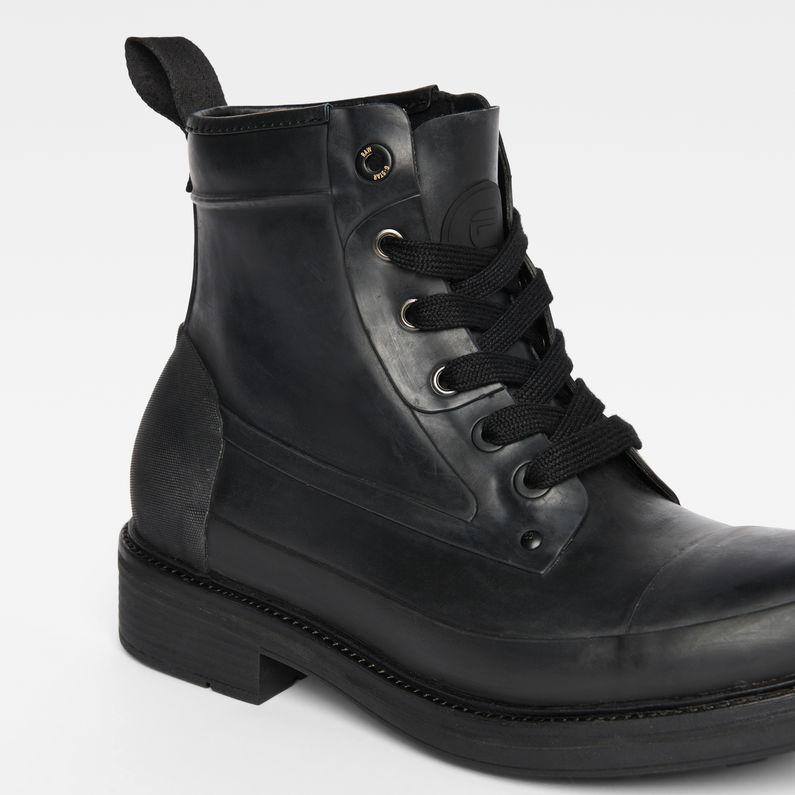 myrow rubber boots black sale g 174