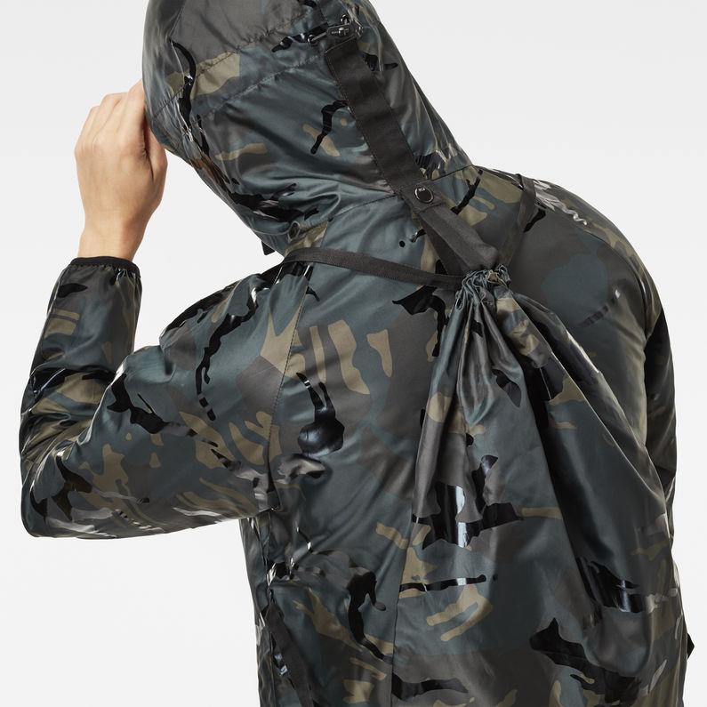 G star jacke damen camouflage