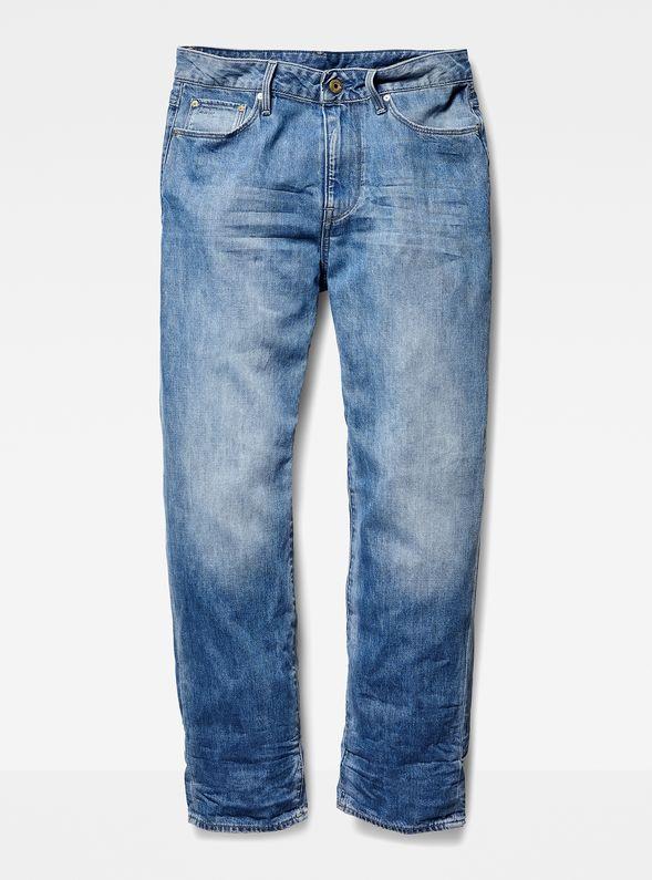 G-Star RAW 3301 Mid Boyfriend Jeans