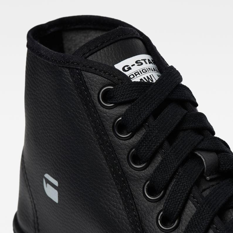 Rovulc Mid Sneakers | black | G-Star Sale Men | G-Star RAW®