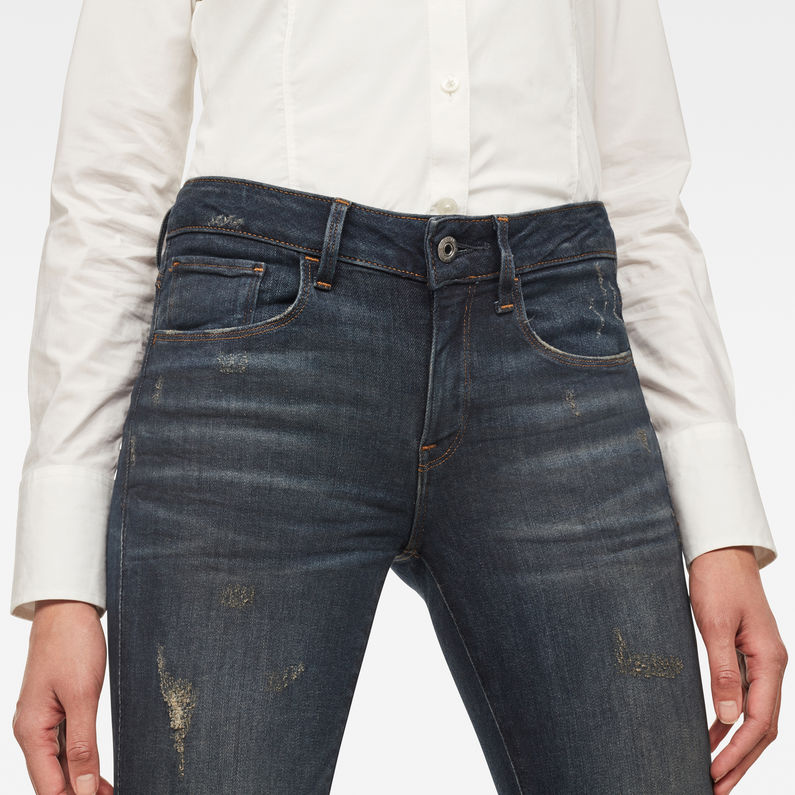 0b7a4525e8ecf0 3301 Deconstucted Mid Waist Skinny Jeans   G-Star RAW®