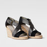 G-Star RAW® Aria Wedge Salon Strap Grey side view