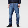 G-Star RAW® A-Crotch Tapered Jeans Medium blue