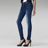 G-Star RAW® Midge Sculpted Low Waist Skinny Jeans Medium blue