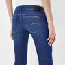 G-Star RAW® 3301 Low Waist Skinny Jeans Dark blue