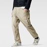 G-Star RAW® Rovic Combat Loose Pants Beige model front