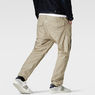 G-Star RAW® Rovic Combat Loose Pants Beige model back