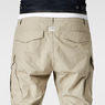 G-Star RAW® Rovic Combat Loose Pants Beige model back zoom