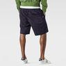G-Star RAW® Matmini Short Sweat Pants Dark blue model