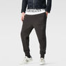 G-Star RAW® Omes Sweat Pant Black front flat