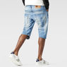G-Star RAW® Arc 3D Shorts Light blue model